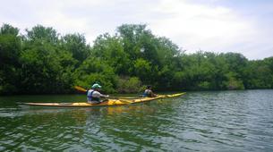 Sea Kayaking-Syracuse-Guided Kayak Tour around the Coast of Syracuse-3