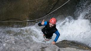 Canyoning-Lucerne-Canyoning tour Chli Schliere, near Lucerne (incl. pick-up)-6