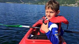 Sea Kayaking-Voss-Sea Kayak Rental in Voss-2