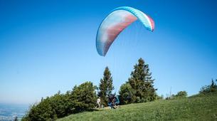 Paragliding-Salzburg-Tandem Paragliding near Salzburg, Austria-6