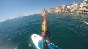 Stand Up Paddle-Piran-Unique Seaside SUP Tour in Piran, Slovenia-3