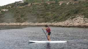 Stand Up Paddle-Kas-SUP tour in the bay of Limanağzı, Turkey-4