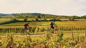 VTT-Dijon-Découverte de la Bourgogne en vélo électrique-1