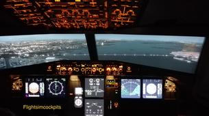 Air Experiences-Venice-Airbus A320 Flight Simulator Experience near Venice-1
