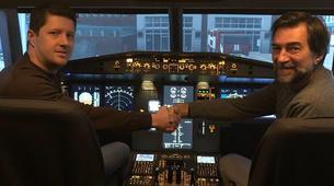 Air Experiences-Venice-Airbus A320 Flight Simulator Experience near Venice-4