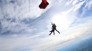 Skydiving-Westerwald-Tandem Skydiving in the Westerwald, near Frankfurt-2