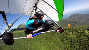 Hang gliding-Lake Garda-Tandem Hang Gliding Flight over Lake Garda-3