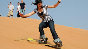Quad biking-Dubai-Sunrise Quad Biking & Sand Boarding Package in Dubai-3
