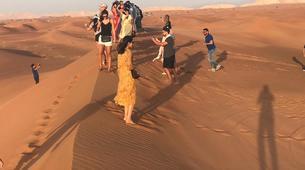 4x4-Dubai-Sunset Safari, Quad Biking & Sand Boarding Package in Dubai-5