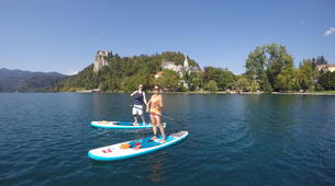 Stand Up Paddle-Bled-Unique SUP Tour on Lake Bled, Slovenia-2