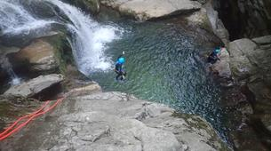 Canyoning-Grenoble-5 Days MTB and Canyoning Course near Grenoble-1