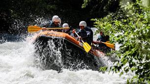 Rafting-Aosta Valley-Rafting Tour in Dora Baltea, Aosta Valley-4