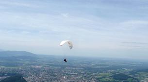 Paragliding-Salzburg-Tandem Paragliding near Salzburg, Austria-8