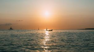 Sea Kayaking-Kamenjak-Sea kayaking Sunset Adventure in Cape Kamenjak, Croatia-1