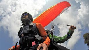 Paragliding-Lake Garda-Tandem Paragliding over Lake Garda-5