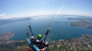 Paragliding-Lake Garda-Tandem Paragliding over Lake Garda-6