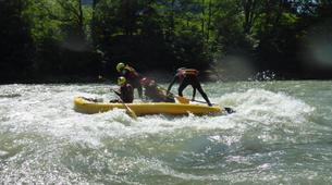 Stand Up Paddle-Salzbourg-Supsquatch on the Salzach, Austria-9