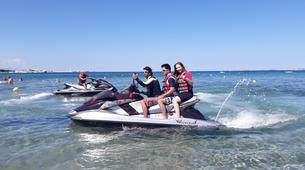 Jet Skiing-La Maddalena-Jet Skiing Excursion in Caprera-4