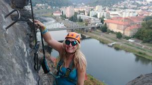 Via Ferrata-Prague-Via ferrata excursion from Prague-4