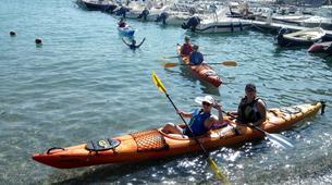 Sea Kayaking-Genova-5-day Kayaking Trip around the Italian Riviera-1