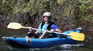 Canoë-kayak-Hautes-Pyrénées-Descente de Kayak sur le Gave de Pau, Hautes Pyrénées-2
