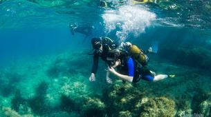 Plongée sous-marine-Nice-Baptême de Plongée à Nice-1
