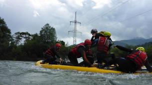 Stand Up Paddle-Salzbourg-Supsquatch on the Salzach, Austria-6