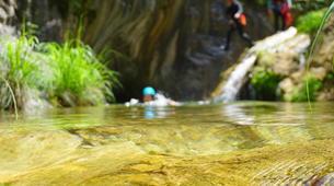 Canyoning-Mount Olympus-Canyoning on Mt Olympus-3