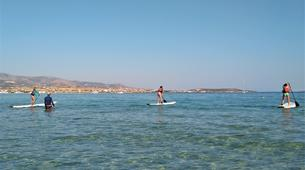Windsurf-Antiparos-Windsurfing & SUP & Yoga lesson in Antiparos, Greece-2