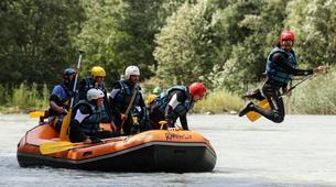 Rafting-Aosta Valley-Rafting Tour in Dora Baltea, Aosta Valley-1