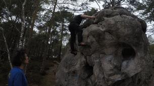 Escalade-Fontainebleau-Escalade à Fontainebleau-2