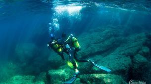 Plongée sous-marine-Nice-Baptême de Plongée à Nice-2