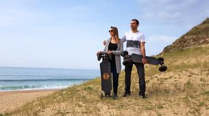Skate-Hossegor-Randonnée skate électrique à Hossegor-1