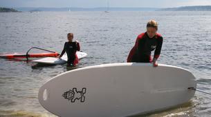 Windsurf-Oslo-Windsurfing lessons in Lysaker, near Oslo-4