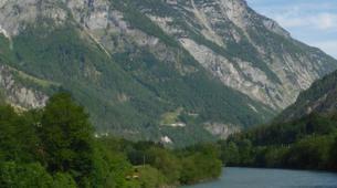 Stand Up Paddle-Salzbourg-Supsquatch on the Salzach, Austria-4