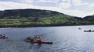 Sea Kayaking-Voss-Sea Kayak Rental in Voss-3