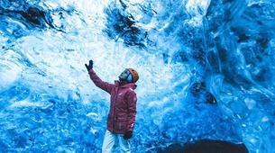 Caving-Vatnajokull National Park-Ice cave tour on the Vatnajökull Glacier-3