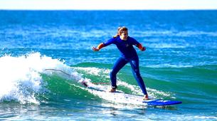 Surf-Vilamoura-Surfing Lessons on Falesia Beach in the Algarve-5