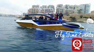Jet Boating-Malta-Private Boat Charter tours in Malta-2