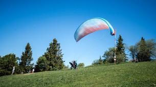 Paragliding-Salzburg-Tandem Paragliding near Salzburg, Austria-5