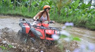 Quad biking-Ubud-ATV Tour with Monkey Forest Experience in Ubud, Bali-4
