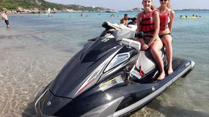 Jet Skiing-La Maddalena-Jet Ski Excursion to Spargi-5