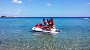 Jet Skiing-La Maddalena-Jet Ski Excursion to Spargi-3