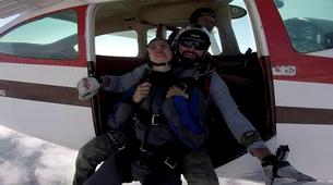 Skydiving-Hamburg-Tandem Skydiving near Hamburg-2