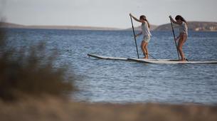 Windsurf-Antiparos-Windsurfing & SUP & Yoga lesson in Antiparos, Greece-4