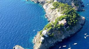 Kayaking-Amalfi Coast-All-inclusive Kayak & Snorkeling Boat Trip to the Island of the Sirens, Amalfi Coast-1