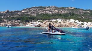 Jet Skiing-La Maddalena-Jet Ski Excursion to Spargi-6
