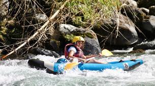 Canoë-kayak-Hautes-Pyrénées-Descente de Kayak sur le Gave de Pau, Hautes Pyrénées-3