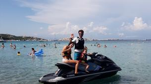 Jet Skiing-La Maddalena-Jet Skiing Excursion in Caprera-5