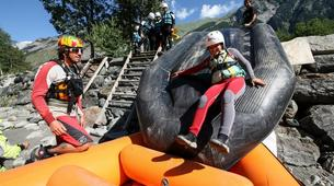 Rafting-Aosta Valley-Rafting for beginners in Aosta Valley-4